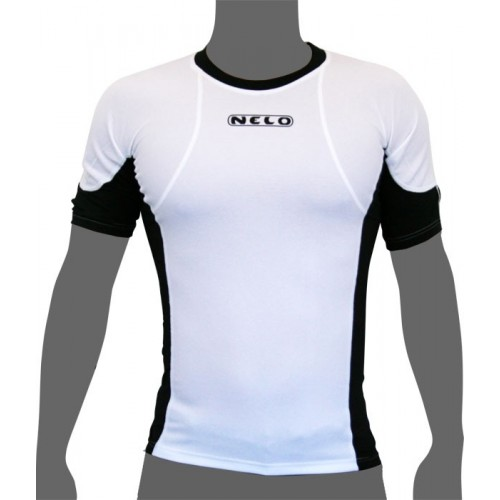 Nelo Short Sleeve Black