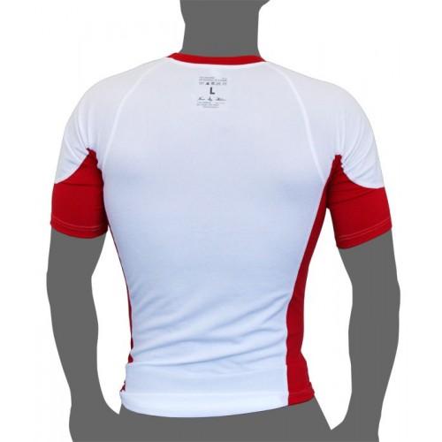Nelo Short Sleeve Red