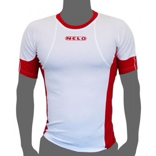 Nelo Short Sleeve Red