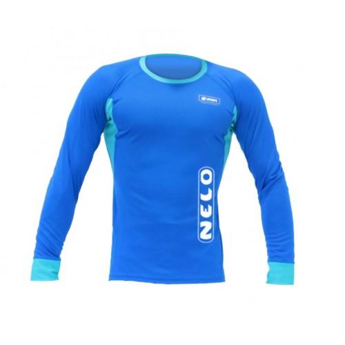 NELO μακρυμάνικο T-Shirt από την ONDA μπλε