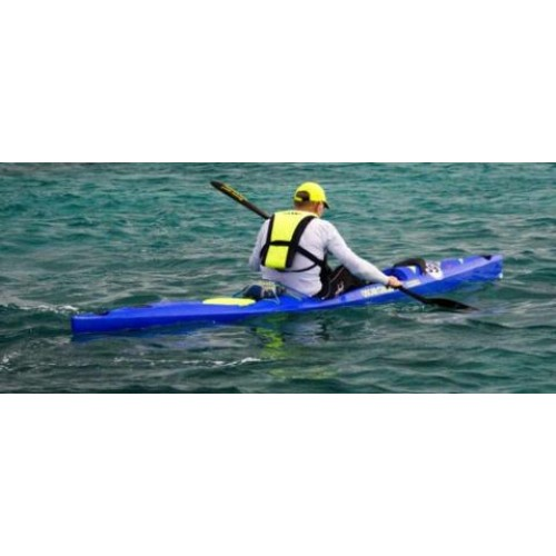 Nelo 510 Polyethylene SurfSki Καγιάκ