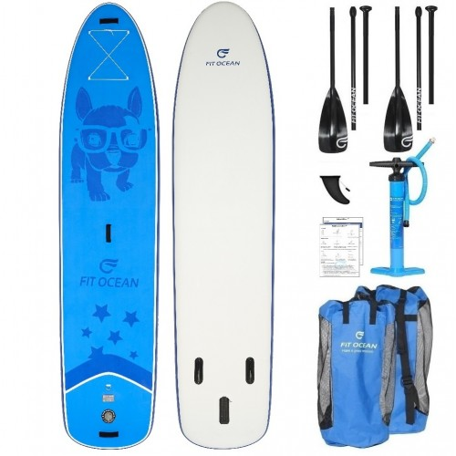 Fit Ocean Family 12'4 (3 adults + kids)