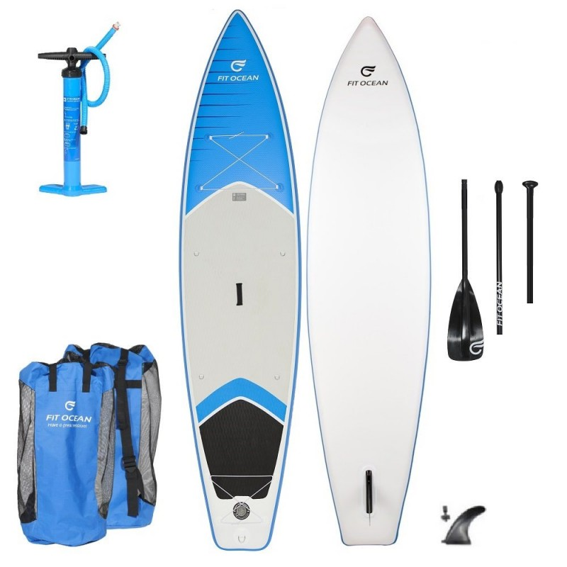 Fit Ocean Cruise 12'0 Premium Blue SUP