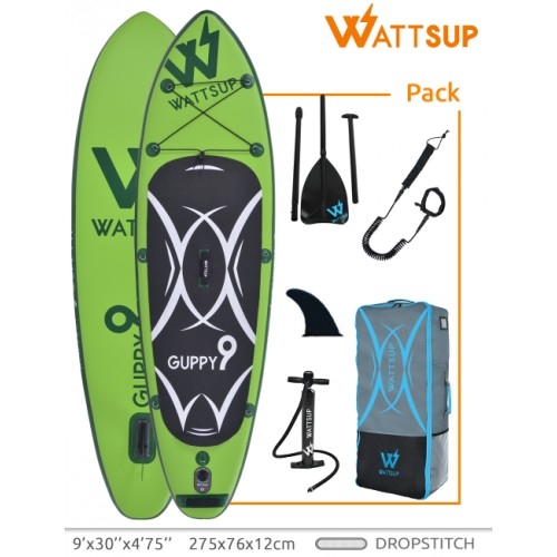 Wattsup Guppy 9'' All Around Board SUP