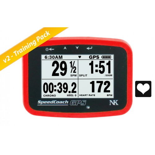 NK SpeedCoach GPS - Model 2 with Training Pack